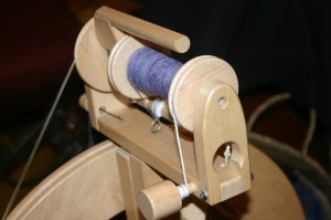 spinning spindle
