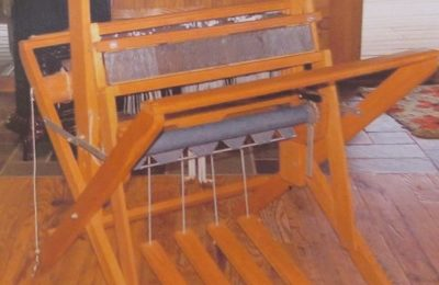 dorset-folding-loom - Tucson Handweavers and Spinners Guild