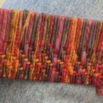 Woven test swatch